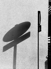 shade (Darek Drapala) Tags: shadow shade bw blackwhite blackandwhite warsaw warszawa wall street city town panasonic poland polska panasonicg5 lumix light