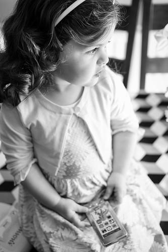 Little lady! :)