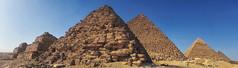 Pyramids Aligment (Don César) Tags: cairo pyramids piramides egiptoegypt africa desert desierto middleeast mediooriente triangulos alineacion triangles old ancient classic