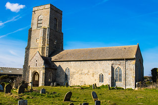 Old Saxon Church of St John