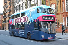 Metroline LT645 LTZ1645 (Will Swain) Tags: greater london capital city south east stratford 6th february 2018 bus buses transport travel uk britain vehicle vehicles county country england english euston metroline lt645 ltz1645