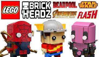 More Amazing Brickheadz Lego Should Make !!!