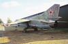 MiG-27K (Pentakrom) Tags: newark air museum mikoyan russian force mig27