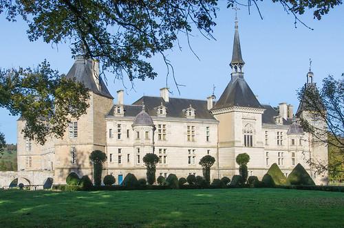 Château de Sully  (Saône-et-Loire) Borgonha