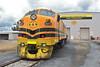 CLF5 @ Dry Creek - May 2018 (Bingley Hall) Tags: australia southaustralia adelaide drycreek locodepot rail railway railroad transport train transportation trainspotting geneseewyomingaustralia gwa bulldog streamliner emd 645e3 clydeengineering morrisonknudsen mka commonwealthrailways australiannational clf5 railpage:class=60 railpage:loco=clf5 rpauclfclass rpauclfclassclf5 railpage:livery=39