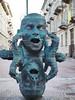 La senti questa voce? 😉 (VauGio) Tags: torino turin statua statue italy italia olympus em10 omd10
