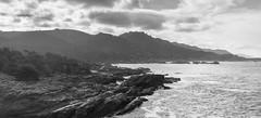 Central Coast Rain (Matt McLean) Tags: california carmel coast landscape monterey ocean pacific pointlobos shore