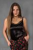 Studio portrait (piotr_szymanek) Tags: kornelia korneliaw portrait studio woman milf young skinny longhair face eyesoncamera hand 1k 20f 50f 5k 10k