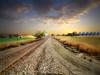 Dakota tracks 13 (mrbillt6) Tags: landscape rural prairie railroad tracks storage bins sky outdoors country countryside northdakota