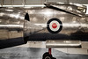 Silver (nigelboulton72) Tags: raf cosford airplane aircraft stainless steel silver