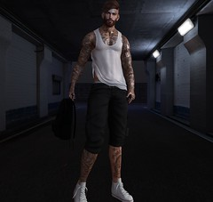 Whatever You Say (AW02) Tags: sl secondlife photography style outfit apparels mesh tattoo appliers fashionatic 7prodigy prodigyink stealthic hysteria theowl