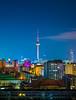 Fernsehturm (nowaythatsok) Tags: fernsehturm berlin bluehour nightlight long exposure