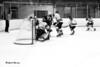 Les séries éliminatoires du hockey, un autre signe du printemps! (Argentique) / Hockey playoff's, another sign of spring! (Film) (Pentax_clic) Tags: pentax zx5 mz5 trix 1600 hc110b 16 minutes argentique film nb bw hockey playoff series avril 2018 robert warren stecatherine quebec