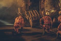 Man Engine Ironbridge #Blistshill #shropshire #manengine #sonya7riii (Tom Blockley) Tags: blistshill shropshire manengine sonya7riii ironbridge sonya7r3 blisthill engineman fireworks lights night smoke steam