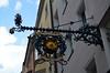 Zur Goldenen Rose [Innsbruck - 24 August 2017] (Doc. Ing.) Tags: 2017 innsbruck tyrol austria at zurgoldenenrose sign iron metal wroughtiron detalhesemferro irondetails