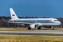 Aeroflot VP-BNT (U. Heinze) Tags: aircraft airlines airways flugzeug planespotting plane haj hannoverlangenhagenairporthaj eddv nikon