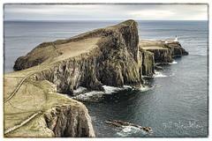 Neist Point (Billb62) Tags: point neist skye scotland sea cliffs lighthouse