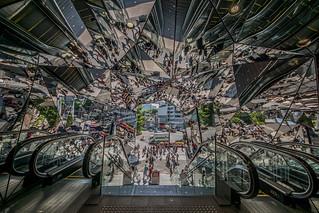 Tokyu Plaza Omotesando Harajuku Mirror