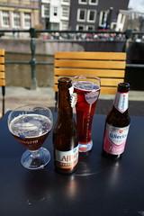 Taking a Break (steve_whitmarsh) Tags: amsterdam netherlands city urban food drink