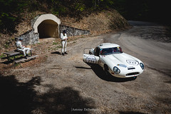 Jaguar E-Type (antoinedellenbach.com) Tags: worldcars car race racing circuit france motorsport eos automotive automobiles automobile racecar sport course lightroom coche photography photographie vintage historic tourauto peterauto optic2000 auto canon legend tourauto2018 5d 5d3 sigma 35mm exclusive rare driver jaguar typee etype britishcar