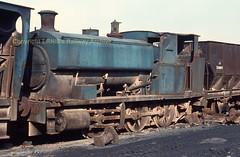 I1007 Ladysmith duped loco (Ernies Railway Archive) Tags: ncb whitehavenindustrialrailways whitehavenladysmith