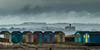Castle View (Michael Halliday) Tags: coast castle warkworth amble northumberland northumbria panasonic lumix dmctz70 compact landscape beachhuts weather sky