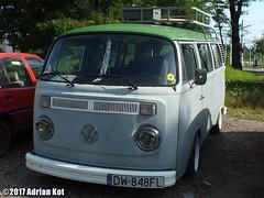 Volkswagen Transporter T2 (Adrian Kot) Tags: volkswagen transporter t2