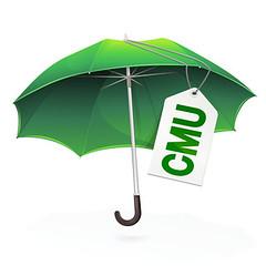 CMU (cfdtfep) Tags: cmu couverture maladie universelle assurance protection sécuritésociale sécurité sociale parapluie santé vert protéger prévoyance complémentaire assurer assureur assuré contrat mutuelle parasol eau étiquette france