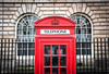 Telephone Booth at Liverpool Town Hall, Liverpool, UK (KSAG Photography) Tags: telephone phone phonebox red city heritage nikon wideangle april 2018 liverpool merseyside uk unitedkingdom europe britain england