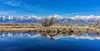 Sierra Nevada Reflections (murraycdm) Tags: mountains snow water refections sierranevada ronanmurray murraycdm easternsierra 395 us395 owenyo lonepine independence inyocounty sony a7ii 28mm owensvalley blue