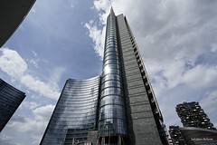 UniCredit Tower Milano (SALVO 1) Tags: milano torre tower