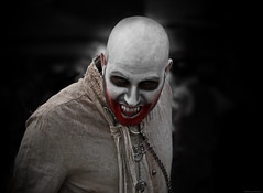 OKIMG_0360 (taymtaym) Tags: luccacomicsandgames2017 luccacomicsgames2017 lucca comics and games 2017 cosplay cosplayers costumes costumi costume cosplayer portrait ritratto ritratti portraits primo piano dark horror goth scary spaventoso blood sangue