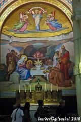 Lourdes 089-A (José María Gil Puchol) Tags: aquitaine autel basilique catholique cathédrale eau eaumiraculeuse fidèle france josémariagilpuchol lourdes messe paysbasque pélèrinage religion