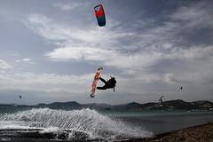 Big Air Contest (waielbi) Tags: kite kiteboarding kitesurf kitesurfing kitesurfer kitebeach kiteboarder kitespot takoo almanarre hyères contest