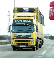 Ron Hull Waste Recycling Volvo FM YT61 AKF (sab89) Tags: ron hull waste recycling volvo fm yt61 akf