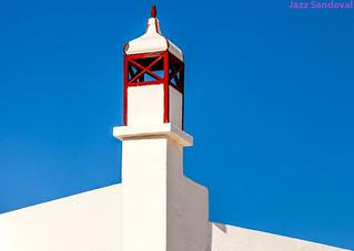 Chimenea. 02. Teguise, Lanzarote, enero 2013.