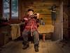 All things Canadian (Repp1) Tags: bc fortlangley fort heritage violin violon violinist violoniste skates patins snow niege sledge traîneau ceinturefléchée