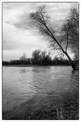 Approaching  Storm (Ted Bowman Photography) Tags: maumeeriver spring tamron2470f28g2 vantasselaccess woodcounty