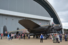 DSC_0834 (Andy961) Tags: chantilly virginia va nationalairandspacemuseum nasm udvarhazycenter museum museums aviation airplanes avro lancaster cgvra