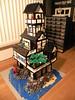 House 1.03 (LEGO_Empheia) Tags: lego samhutchinson lighthouse japanese tudor