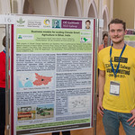 MSc_student_PierreVernet_presentingMastersResearchPoster_CCAFS_2017_NUIG_donalkelly by Ryan Institute