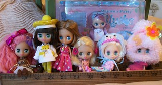 An Army of Petites......