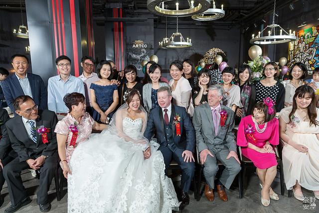 高雄婚攝 典藏駁二餐廳 ARTCO (74)