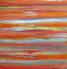 In the desert : Fata Morgana (Peter Wachtmeister) Tags: artinformel mysticart popart artbrut phantasticart minimalart abstract abstrakt acrylicpaint surrealismus surrealism hanspeterwachtmeister