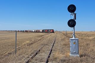 CN 540 Rosetown SK