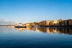 Morning ferry (peekm) Tags: 2018 lumix norwegen oslo panasonicgm1 europa peekm europe