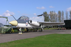 Buccaneer S.1 (Pentakrom) Tags: newark air museum blackburn buccaneer xn964 royal navy