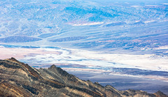 Death Valley from Wildrose Peak (andrewasmith) Tags: deathvalley wildrosepeak landscape rocky basin salt mountains california