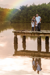 326A1162-Edit (Calamic Photography) Tags: family photography park candid canon 5d 5dmkiv mark iv hawaii pregnant mom mommy mama reflections maternity love golden hour
