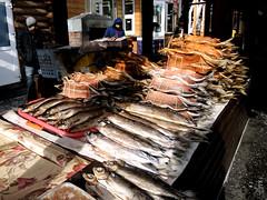 Baikal omul  Fish 白鮭魚 (MelindaChan ^..^) Tags: siberia russia 俄羅斯 西伯利亞 fish market chanmelmel mel melinda melindachan food eat 白鮭魚 貝加爾白鮭 coregonusmigratorius lake baikal 貝加爾湖